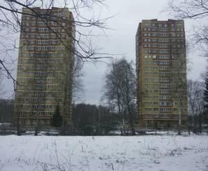 ЖК «Букино» дом 14 к.1,2 (апрель 2011)