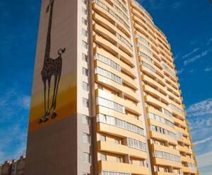ЖК «Жираф» (апрель 2014)