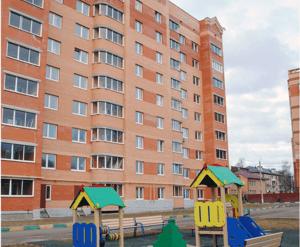 ЖК в пос. Фабрики им. 1 Мая