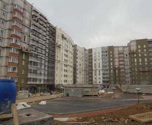 ЖК «Ривьера Парк» ноябрь  2014