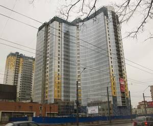 Строительство ЖК «Современник» (март 2014)