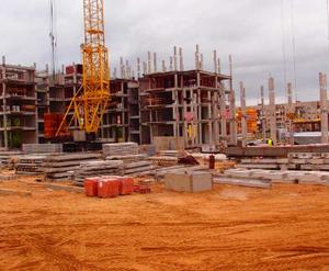 Ход строительства ЖК «Тосно»