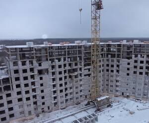 ЖК «Дом на улице Красных Военлетов» (14.02.2015)