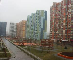 Строительство ЖК «На Базовской», 04.03.2015