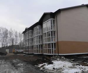 Строительство ЖК «Кореневский Форт» (12.03.2015)