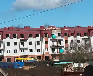 ЖК «Дом на улице Горбунки» (07.05.2015)