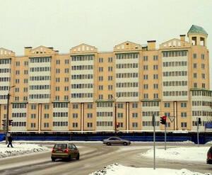 ЖК «Дом на Крикковском шоссе, 14» (февраль 2015)