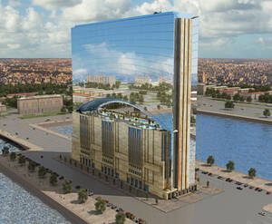 ЖК «MOST Building»