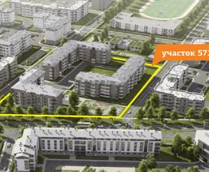 Жилой комплекс на Кокколевской улице