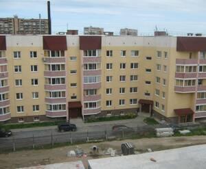 Жилой комплекс на улице 18 января (корпус 1)