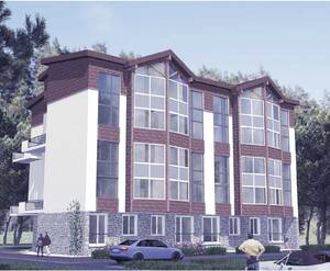 Жилой комплекс в посёлке Лисий Нос