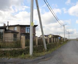 Коттеджный посёлок «Колтуши» (10.09.15)