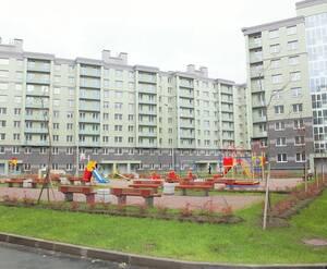 ЖК «Славянка 128» (октябрь 2015)