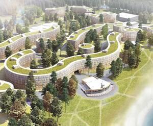 Санаторно-курортный комплекс «Светлый мир «Внутри»