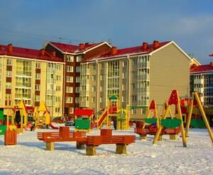ЖК «Славянка» (29.02.2016)