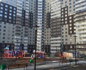 ЖК «Одинцовский парк»: построенный корпус