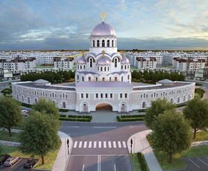 ЖК «Славянка 128»: общий вид
