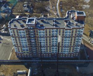 ЖК «Янинский каскад»: ход строительства