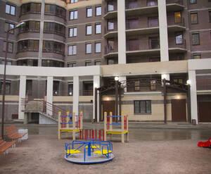 ЖК «Бумеранг» (детская площадка)