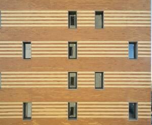 ЖК  на Большом Симоновском переулке: фасад