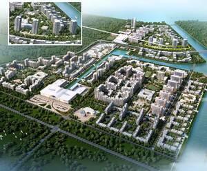 ЖК на проспекте Героев (визуализация)