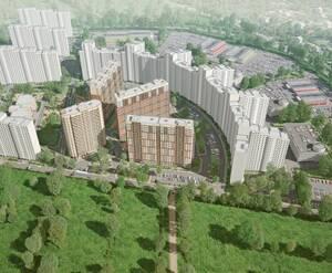 ЖК «Нева-Сити» (визуализация)