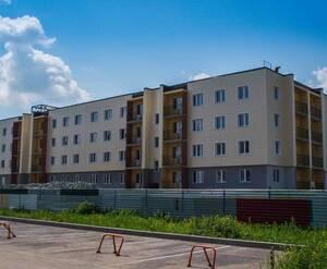 ЖК «Радужный город»: ход строительства корпуса 17/3