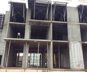 ЖК «на улице Военный городок 2»: ход строительства