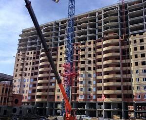 ЖК «Спасские ворота»: продолжается строительство комплекса