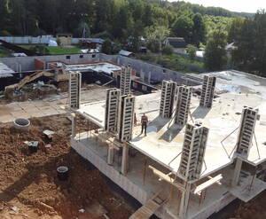 МЖК «Ликино»: продолжается строительство комплекса
