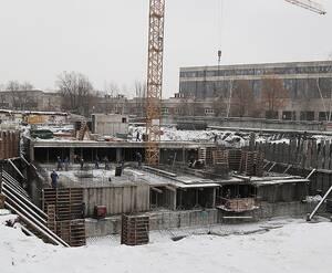 ЖК на улице Гагарина, 23А: идёт строительство комплекса