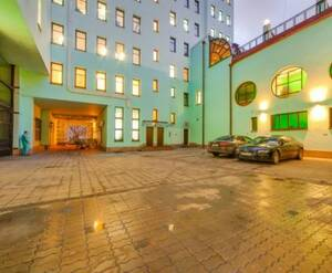 ЖК «Резиденция на Кисловском»: объект построен и сдан
