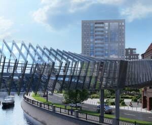 МФК «Резиденции архитекторов»: визуализация