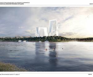 МФК «Radisson Blu Moscow Riverside Hotel&Spa»