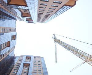 ЖК «Союзный»: строительная площадка