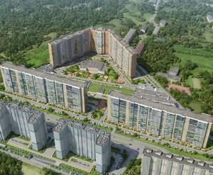 ЖК «Прагма City»: визуализация