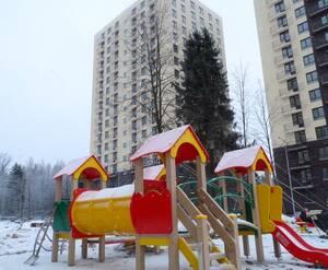 ЖК «МС Южный парк»: завершение строительства комплекса