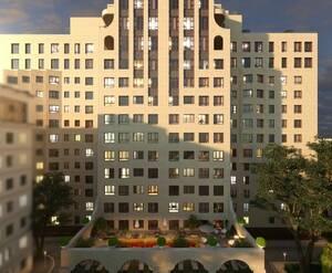 ЖК «Резиденции «Замоскворечье»: визуализация