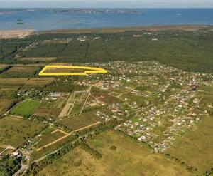 КП «Ломоносовская усадьба»: местоположение