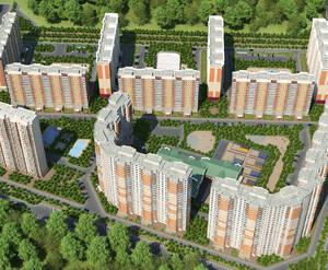 ЖК «ДОМодедово Парк»: визуализация