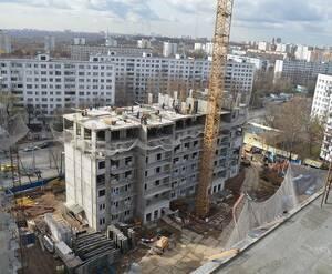 ЖК на Судостроительной улице: ход строительства