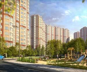Жилой комплекс «Бутово Парк»: визуализация