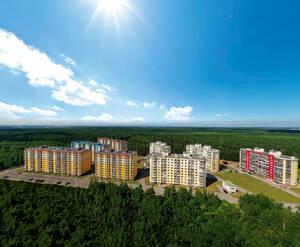Ход строительства ЖК «Южная Поляна» (ноябрь 2014)
