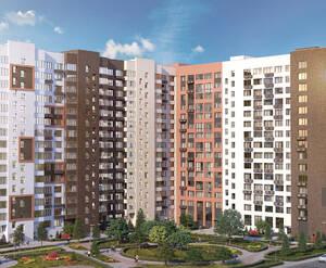 Жилой район «Москва А101»: визуализация
