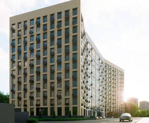 МФК «Nova Алексеевская»: визуализация
