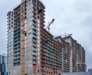 ЖК «Чистое небо»: ход строительства