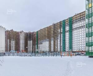 ЖК «GreenЛандия 2»: ход строительства дома №2.8