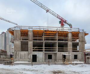ЖК «Невские Паруса»: ход строительства