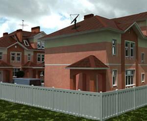 МЖК «Элисс-Хаус»: визуализация