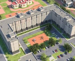 ЖК «Славянка» (Ростовская улица): визуализация